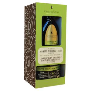 Macadamia Whipped Detailing Cream Duo (gratis30 ml olie)