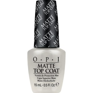 Matte Top Coat de OPI (15 ml)