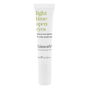 this works Light Time Open Eyes (15 ml)