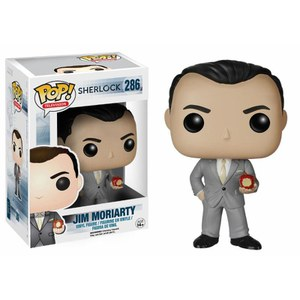 Sherlock Jim Moriarty Funko Pop! Figuur