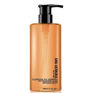 Shu Uemura Art of Hair Cleansing olio Shampoo for Dry Scalp (400 ml)