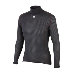 Sportful BodyFit Pro Long Sleeve Base Layer - Black