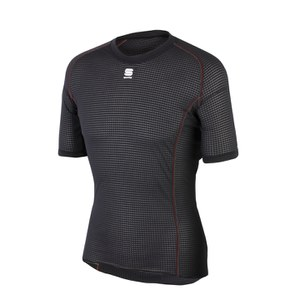 Sportful BodyFit Pro Short Sleeve Base Layer - Black