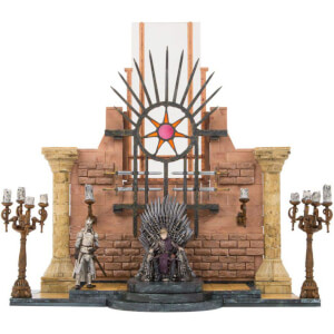 McFarlane Game Of Thrones Throne Room Constrution Set