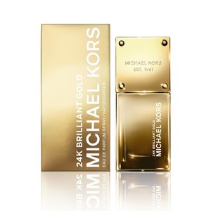Eau da Parfum 24K Brilliant Gold Michael Kors (30 ml)