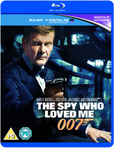 The Spy Who Loved Me (Includes HD UltraViolet Copy)