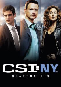 CSI: New York - Season 1-3 Boxset