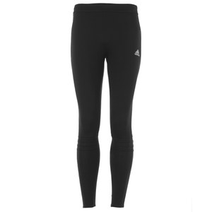 adidas Men's Response Long Running Tights - Black