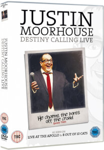 Justin Moorhouse - Destiny Calling