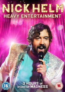 Nick Helm's Heavy Entertainment