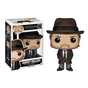 Figura Pop! Vinyl Harvey Bullock - DC Comics Gotham