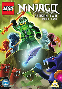 LEGO Ninjago - Series 2 Part 2