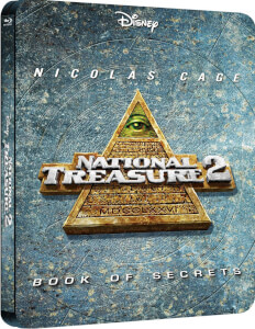 National Treasure 2: Book of Secrets - Zavvi Exclusive Edition Steelbook