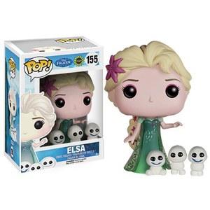 Frozen Fever Elsa Pop! Vinyl Figure