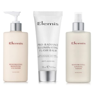 Elemis Rehydrating Radiance Collection (Verdt £55,50)