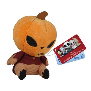 Mopeez Disney Nightmare Before Christmas Pumpkin King Plush Figure