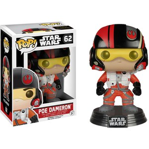 Figurine Pop! Poe Dameron Star Wars Le Réveil de la Force