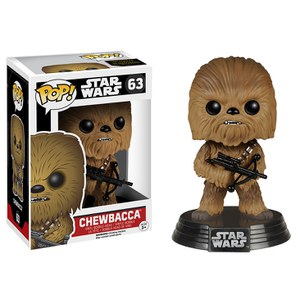 Figurine Pop! Star Wars: Le Réveil de la Force Chewbacca