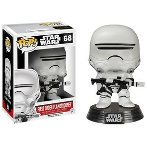 Star Wars The Force Awakens First Order Flametrooper  Funko Pop! Figuur