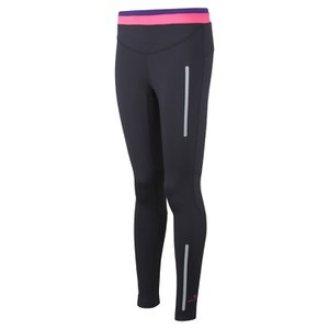 RonHill Women's Vizion Photon Tight - Black/Pink/Wildberry