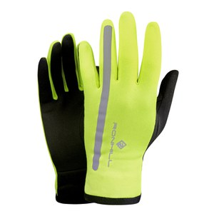 RonHill Flash Glove - Yellow/Reflective