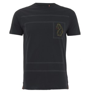 Luke 1977 Men's Ahag! Printed T-Shirt - Jet Black