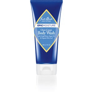 Savon pour le corps Clean Cream de Jack Black (295ml)