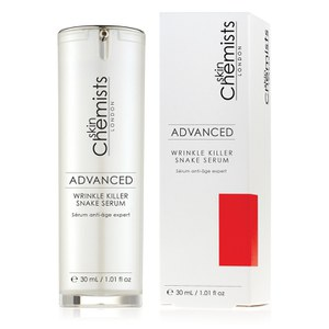 Sérum anti-âge expert Wrinkle Killer Snake de skinChemists 6% (30ml)