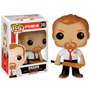 Shaun of the Dead Shaun Pop! Vinyl Figure