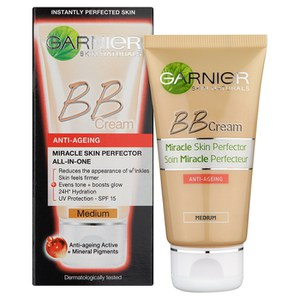 Garnier Anti-Ageing Medium BB Cream (50ml)