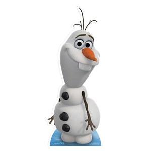 Disney Frozen Olaf Kartonnen Figuur