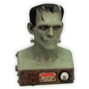 Factory Entertainment Universal Monsters Frankenstein VFX 1:1 Scale Bust