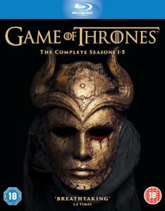 Game Of Thrones - Season 1-5
