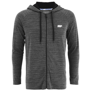 Myprotein Men's Performance Zip Hoodie - Black