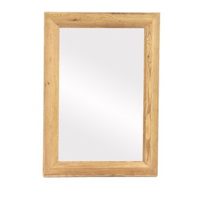 Vancouver Oak VXA003 Rectangular Mirror - Large