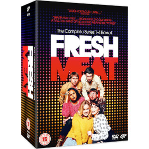 Fresh Meat - Series 1-4