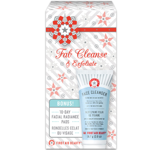 First Aid Beauty Cleanse and Exfoliate Duo (Worth £16.00)