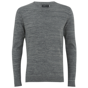 Jack & Jones Men's Durwin Jumper - Light Grey Melange