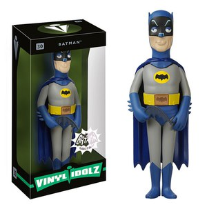 Figura Idolz Vinyl Sugar Batman - DC Comics Batman