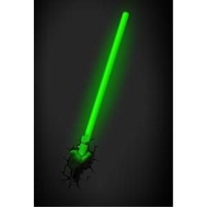 Star Wars Yoda Lightsaber 3D Light: Image 2