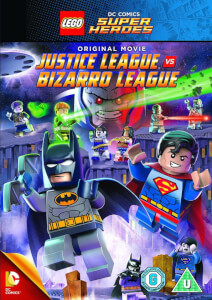 Lego Batman - Justice League vs Bizarro