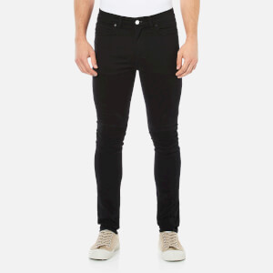 Religion Men's Biker Jeans - Black