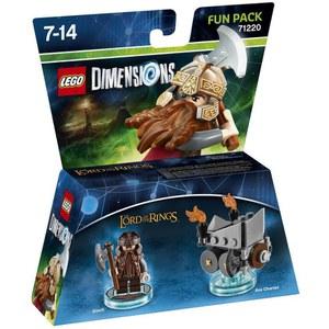 LEGO Dimensions, Pack Héros Gimli, Le Seigneur des Anneaux