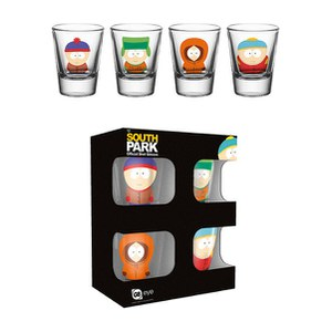 South Park Boys - Shot Glasses