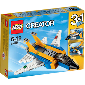 LEGO Creator: L' avion à réaction (31042)