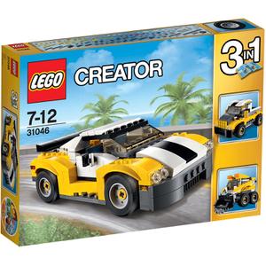 LEGO Creator: La voiture rapide (31046)