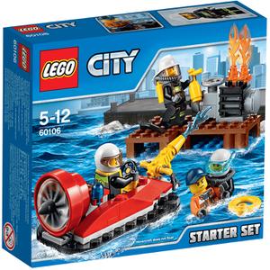 LEGO City: Feuerwehr-Starter-Set (60106)