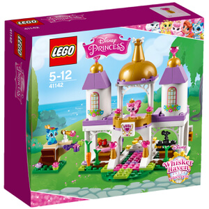 LEGO Disney Princess: Le château royal des Palace Pets™ (41142)