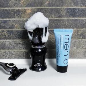 men-ü Pro Black Shaving Brush: Image 4