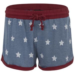 MINKPINK Women's Head in the Stars Shorts - Multi